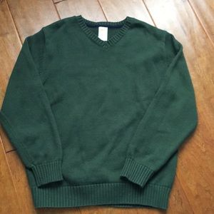 Gymboree Boys Cotton V-Neck Sweater